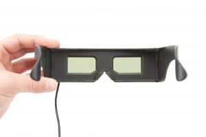 Gambling 3D glasses