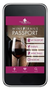 Wine Trails Passport App