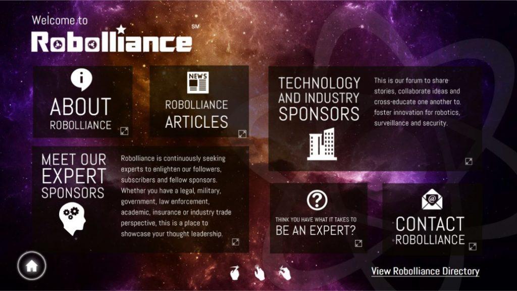 Multi-touch digital design services