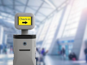 AI, robots and travel industry
