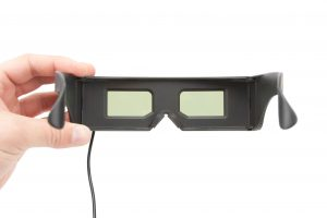 Gambling 3D glasses