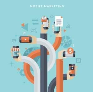 Flat, Mobile Marketing, Interactive Marketing,