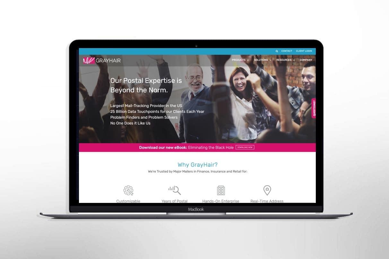 GrayHairSoftware-website