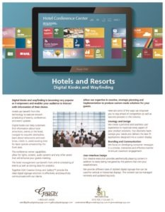 thumbnail of Hotel Interactive Design