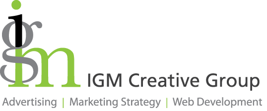 IGM horizontal logo
