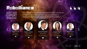 Robolliance Expert Sponsors