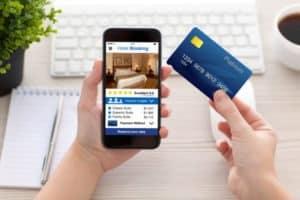 Online- Hotel- Booking- Payment, Hotel, Interactive Marketing, Wayfinding