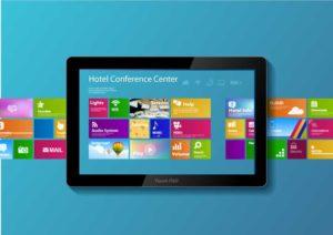 Hotel, Interactive Marketing, Wayfinding