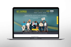 IDT-Express-Website