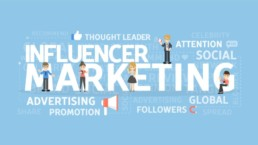 Influencer-Marketing, Online marketing