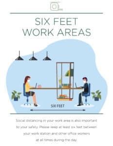 six-feet-apart