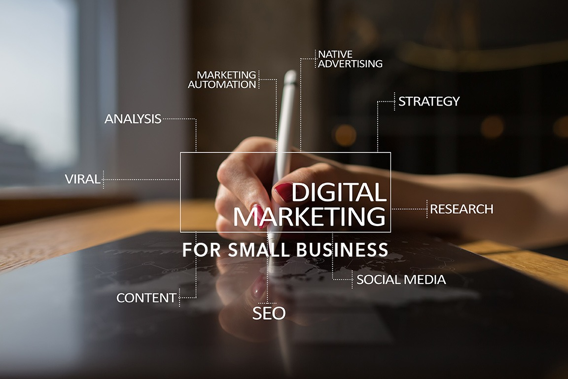 igital Marketing for Small Business